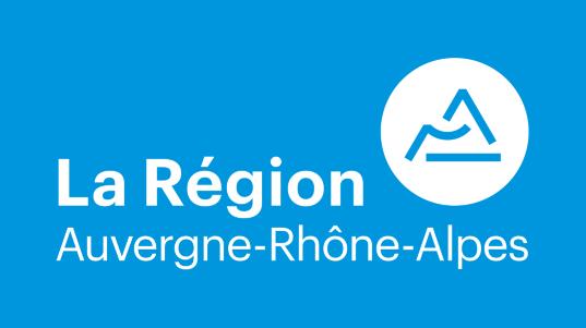 ARA_LA REGION AUVERGNE-RHONE-ALPES BLEU